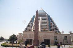 Dubai WAFI #Dubai #UAE #Wafi #Egypt #Building #Mall