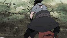 anime - naruto shippuden - sasuke vs naruto - the final battle - gif