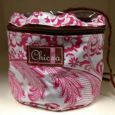 NobleKnits Yarn Shop  - Chic-a Bags - Single Yarn Keeper, $16.95 (http://www.nobleknits.com/chic-a-bags-single-yarn-keeper/)