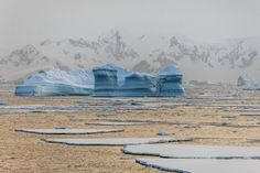 Antarctic Photo Editing Tips In Photoshop and Lightroom with Julieanne Kost. Shared via the Photoshop Blog.