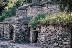 Un tesoro del pasado entre viñas abandonadas en Bages, Barcelona (Tinas del Montcau) – 101 Lugares increíbles