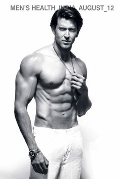 Hrithik Roshan Flaunts His Hot Body On Men's Health Cover!