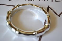 Metal Bangles Silver Toned Circle Jewelry for women #BBR 4 by eventsmatters on Etsy