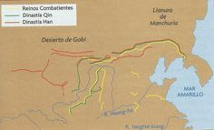 Gran muralla China ~ Aprenda historia de la humanidad