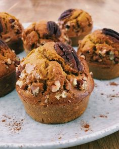 Muffins d'automne - Debra A Newberry Oatmeal Breakfast Cookies, Healthy Oatmeal Cookies, Oatmeal Chocolate Chip Cookies, Chocolate Muffins, No Cook Desserts, Health Desserts, Batch Cooking, My Favorite Food, Food Inspiration