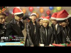 [ETC] SEVENTEEN's Christmas Party - YouTube