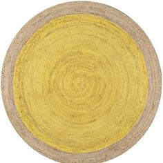 You'll love the Merri Hand-Woven Yellow Area Rug at AllModern - With Great Deals on modern Décor + Pillows products and Free Shipping on most stuff, even the big stuff. #AreaRugsStyles