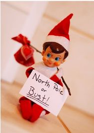 The Elf on the Shelf: 30 Days of Elfing Around!