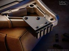 LaRue Tactical POD™ (Prone Optimization Device) LT733 | LaRue Tactical