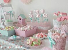 Cheap Baby Shower, Baby Shower Parties, Baby Shower Themes, Yellow Bedding Sets, Pink And Gold Birthday Party, Tea Party Decorations, Baby Shawer, Ideas Para Fiestas, Girl Nursery