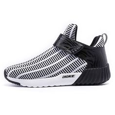 Cheap style sneakers, Buy Quality sneaker style directly from China athletics sports Suppliers: New Style High Men's Boots Black White Running shoes Light Comfortable Walking Shoes Athletic Sport Sneakers Top Running Shoes, Best Trail Running Shoes, Mens Running, Casual Sneakers, Sneakers Fashion, Men Sneakers, Fashion Boots, Fashion Clothes, Comfortable Mens Shoes