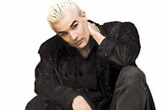 William the Bloody a.k.a. Spike - Buffy the Vampire Slayer. James is 50 today! Happy Birthday James Marsters! My favorite Vamp!