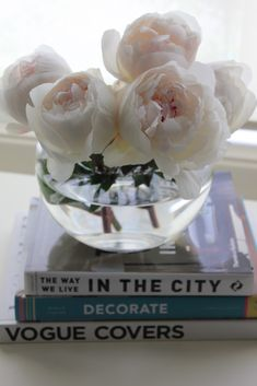 Gild and Grace: Pretty peonies...