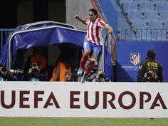 Falcao García se prepara para cazar su segundo título de la Europa League