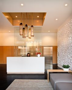 concierge desk at 937 - Concierge Desk Design
