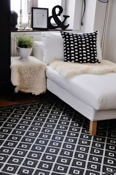chaise longue ikea karlstad - carpet house doctor