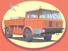 Tatra 813 4x4 Truck Free Vehicle Paper Model Download - http://www.papercraftsquare.com/tatra-813-4x4-truck-free-vehicle-paper-model-download.html#148, #Tatra, #Tatra813, #Truck, #VehiclePaperModel