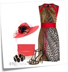 """Etcetera Summer 2013 - Beautiful dresses...."" by etcetera-nyc on Polyvore"
