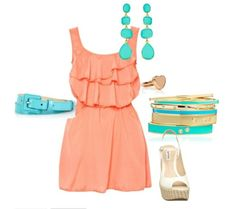 great day party outfit!