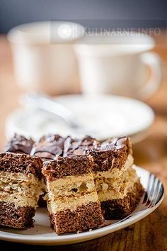 Recipes for cappuccino cake - sister s anastasia recipe in search engine - at least 5 perfect recipes for cappuccino cake - sister s anastasia recipe. Find a proven recipe from Tasty Query! Polish Desserts, Polish Recipes, Polish Food, Cappuccino Cake Recipes, Polish Cake Recipe, Torte Cake, Food Cakes, How Sweet Eats, Cake Cookies