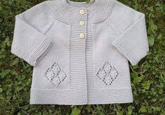 Bebekler için örgü hırka - Örgü Modelleri