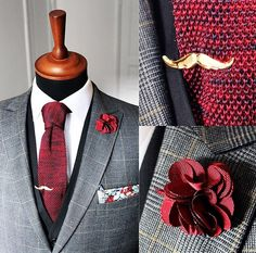 suits gentleman ties pocket squares fashion blogger Sydney suit and tie mens style wear accessories cuffs