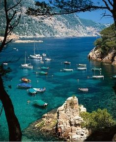I'd like to go.... HERE.    Heaven on Earth.. Mallorca, Spain