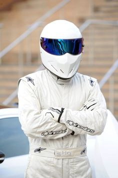 Top Gear racing driver The Stig