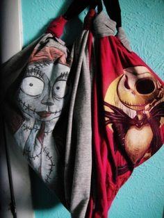 Outsa Pop Trashion Large T Shirt Hobo Bag