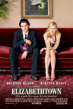 Elizabethtown (2005) Another movie with Kirsten Dunst, this time starring with Orlando Bloom. A very funny movie but also very sad — and thus a definite …