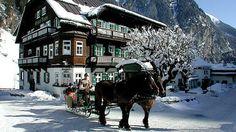 Hoteldorf Gruner Baum- Austria