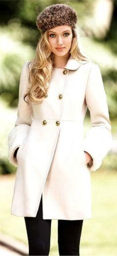 Ivory coat.