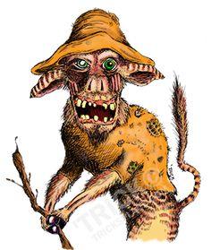 Grobboggler. Artwork by 'Trick. TricksPlace.com