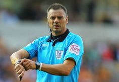 Former Premier League referee Mark Halsey says he was told to lie about a clash…