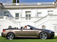BMW M6 Cabriolet E64 (2006)