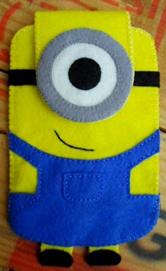 Despicable! It's a phone sleeve!                              …