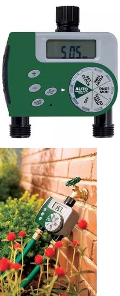 Watering Timers and Controllers 75672: New! Melnor Automatic 4 ...
