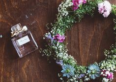 Fine art Wedding by Daniela Porwol Photography,Getting Ready, Details, Parfum & Flower, Blumenkranz Parfum Flower, Grapevine Wreath, Grape Vines, Bunt, Getting Married, Floral Wreath, Bridesmaid, Wreaths, Fine Art