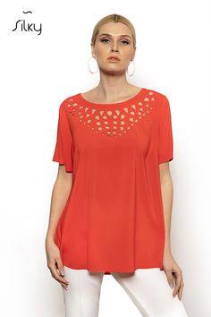 ΜΠΛΟΥΖΑ - silkycollection.gr Tunic Tops, Women, Fashion, Moda, Fashion Styles, Fashion Illustrations, Fashion Models
