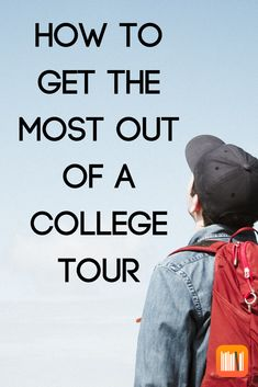 Planning a lot of college tours soon? Use these tips and tricks to really get a feel for if college is right for you. We'll help you uncover what life is really like at the schools you're touring. Sell Textbooks, Sell Your Books, Top Colleges, How To Get, How To Plan, What Is Life About, Used Books, Books Online, Touring