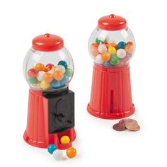 Gumball+Machine+Toy+Banks+with+Gum+-+OrientalTrading.com