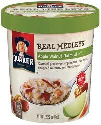 Quaker Real Medleys Oatmeal, Only $0.78 at Target!
