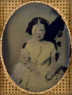 Unidentified young girl by Powerhouse Museum Collection, via Flickr