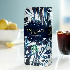 Kati Kati Blend™ | Starbucks® Store - this is so yummy! Perfect summertime coffee!!