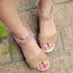 e92da3405e1dd Latest Flat Sandals 2016 for young Girls. In this post we have shared some  latest new designs and styles of the flat sandals. These beautiful flat  sandals ...