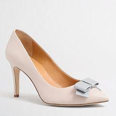 """<ul><li>Polyurethane upper and lining.</li><li>3 1/2"""" heel.</li><li>Man-made sole.</li><li>Import.</li></ul>"""