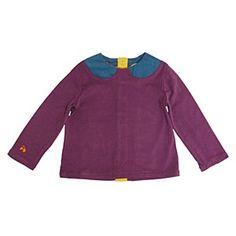 Rasp Plum Talia Shirt