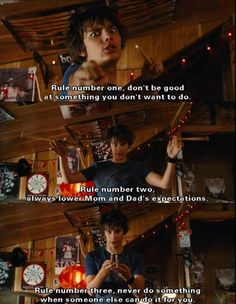 Rodrick is my spirit animal # Diary of a Wimpy Kid Kid Memes, Funny Memes, Hilarious, Jokes, Wimpy Kid Movie, Devon Bostick, Zoo Wee Mama, Film Serie, Movie Quotes