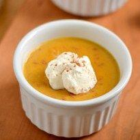Honey Pumpkin Pudding