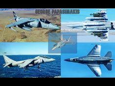Ελληνικά Rafale εναντίον τουρκικών Harrier του αεροπλανοφόρου Anadolu σε...